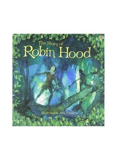 The Usborne The Usborne Pic The Story of Robin Hood Beyaz